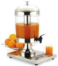 Juice dispenser hire for birthdays and weddings in Auckland