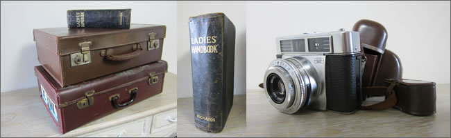 Vintage props for weddings , events and photo shoots, Auckland