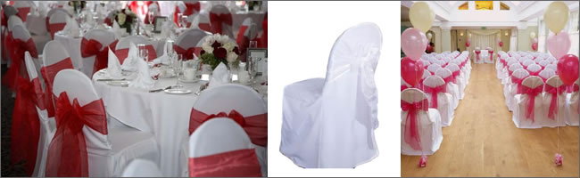Wedding chair cover hire, Auckland