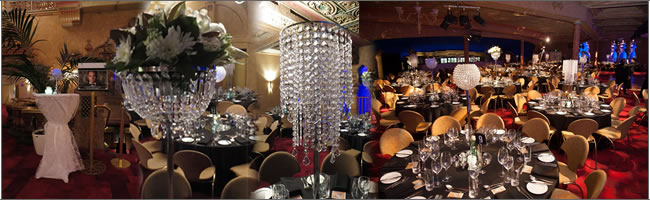 Great Gatsby themed event