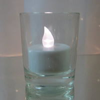 LED tealight hire, Auckland Centrepiece Hire
