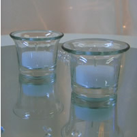 Muffin tealight holder for hire, Auckland Vase Hire
