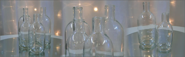 Apothecary  bottle hire for weddings and events, Auckland