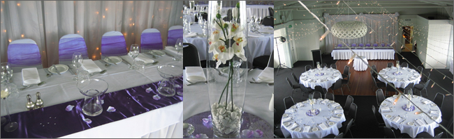 Wedding event decor packages for  hire, Auckland